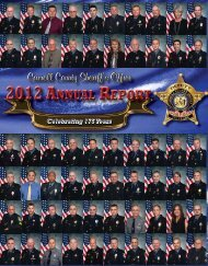 2012 Annual Report - Carroll County Government