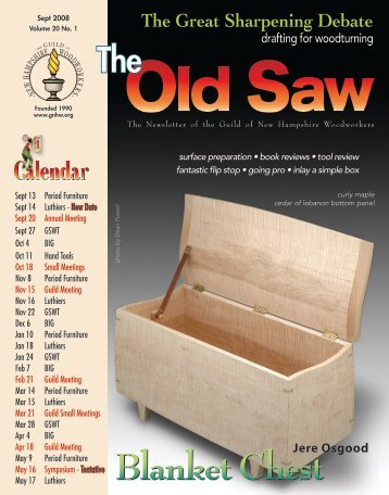 Q - The Guild of New Hampshire Woodworkers