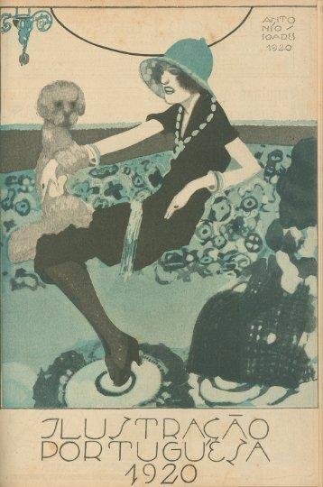 Ilustração Portuguesa, N.º 768 - Hemeroteca Digital