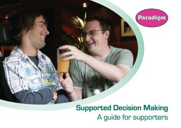 Supported Decision Making - Coventry Partnership Board