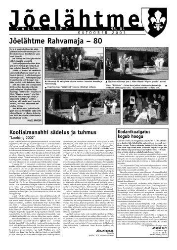 Jõelähtme Rahvamaja – 80 - Jõelähtme vald
