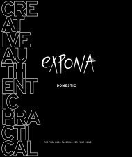 Expona Domestic Brochure - Polyflor