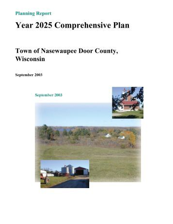 county of door wisconsin door county web map