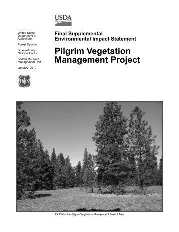Final Supplemental Environmental Impact Statement – January 2010