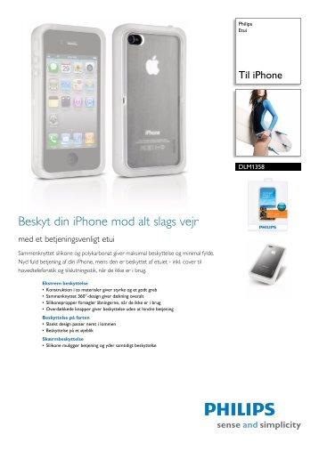 DLM1358/10 Philips Etui - Icecat