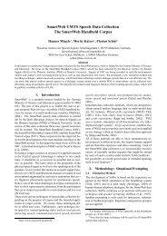 phonetik.uni-muenchen.de - SmartWeb Project