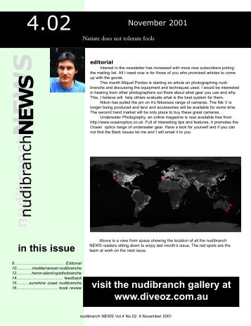 In This Issue - The Slug Site