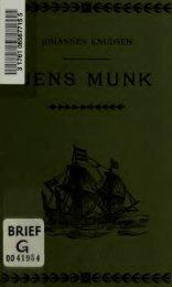 Den Danske Ishavsfarer Jens Munk