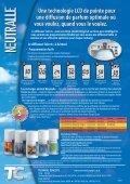 La marque des sanitaires propres, sûrs et confortables : La marque ... - Page 2