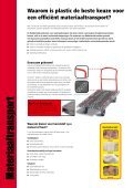M ateriaaltransport - Rubbermaid Commercial Products - Page 2