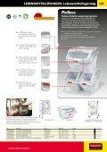 Lebensm ittellösungen - Rubbermaid Commercial Products - Seite 7