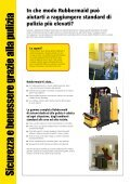 Pulizia - Rubbermaid Commercial Products - Page 2