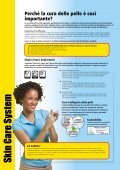 Skin Care System – cura della pelle - Rubbermaid Commercial ... - Page 2