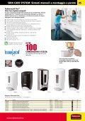 Skin Care System – cura della pelle - Rubbermaid Commercial ... - Page 3