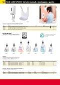 Skin Care System – cura della pelle - Rubbermaid Commercial ... - Page 4