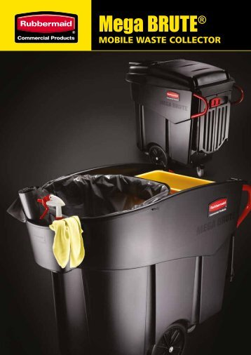 FG9W7100_Brochure Mega BRUTE® Mobile Waste Collector en