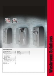 Washroom Solutions en - Rubbermaid Commercial Products