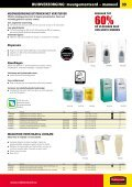 Huidverzorging - Rubbermaid Commercial Products - Page 7