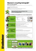 Afvalbeheer - Rubbermaid Commercial Products - Page 2