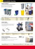 Afvalbeheer - Rubbermaid Commercial Products - Page 6