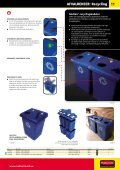 Afvalbeheer - Rubbermaid Commercial Products - Page 7