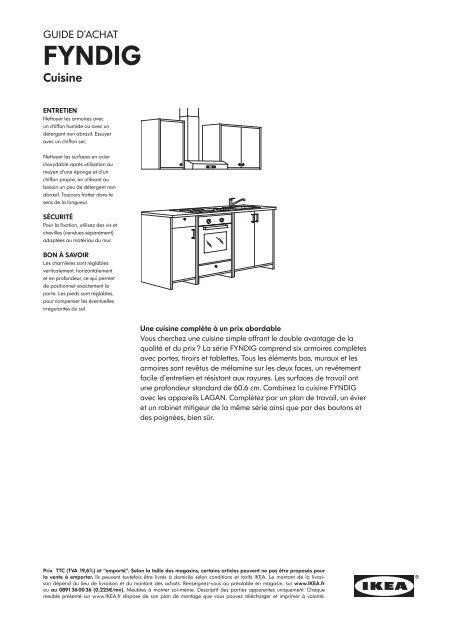 Fyndig Meubles De Cuisine Ikea