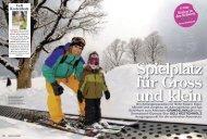 Spielplatz für Gross und Klein - Schweizer ... - Jungfrau Region