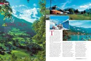 Writer Richard Holmes reaches new heights on a ... - Jungfrau Region