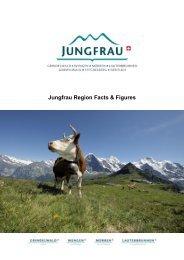 Jungfrau Region Facts & Figures