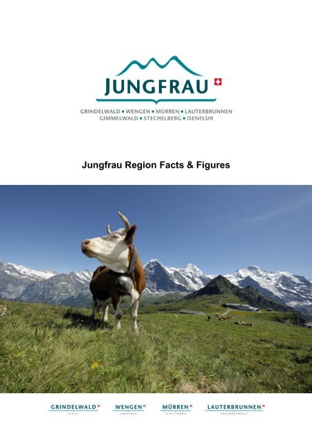 Jungfrau Region Facts & Figures