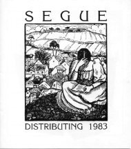 Segue_Cat_1983 - Electronic Poetry Center