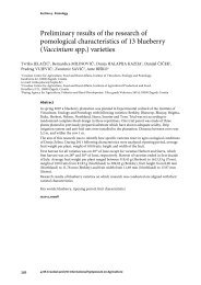 47th Croatian and 7th International Symposium on Agriculture ... - hr