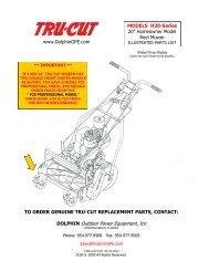 SCAG POWER EQUIPMENT 48019 Replacement Belt