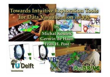Interaction Tasks - Computer Graphics and Visualization - TU Delft