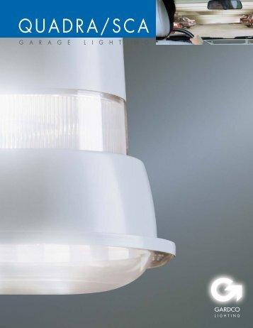 Gardco Garage Lighting GP1 and SCA Brochure - Gardco Lighting & Ametrix azcodes.com