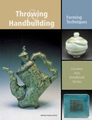 Throwing Handbuilding - Ceramic Arts Daily