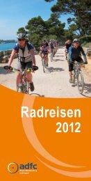 7 Rennrad-Routen, 67 bis 187 km - ADFC