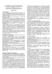 AGB - Saubermacher Dienstleistungs AG