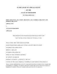 94-KA-00392 COA - Mississippi Supreme Court