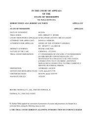 96-KA-01335-COA - Mississippi Supreme Court