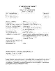 97-KA-01176 COA - Mississippi Supreme Court