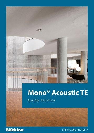 Mono® Acoustic TE - Prodotti - Rockfon