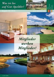 Club-News 02 - Golf Club Gut Apeldoer
