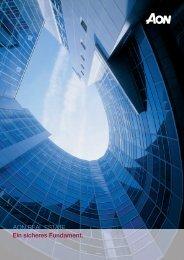 Aon Real Estate - Ein sicheres Fundament