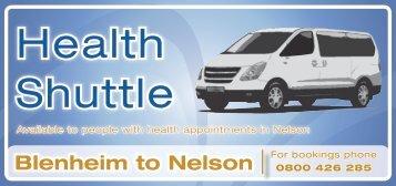 Health Shuttle Health Shuttle