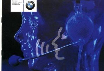 Instrucciones para el sistema de mando por voz.pdf - BMW Carx Spain