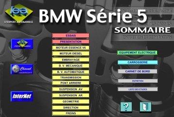 caractéristiques - BMW Carx Spain