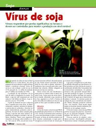 Vírus de soja - Ainfo - Embrapa
