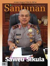 Majalah Santunan edisi Juni 2011 - Kementerian Agama Prov Aceh