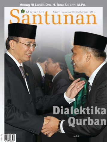 Majalah Santunan edisi November 2011 - Kementerian Agama Prov ...